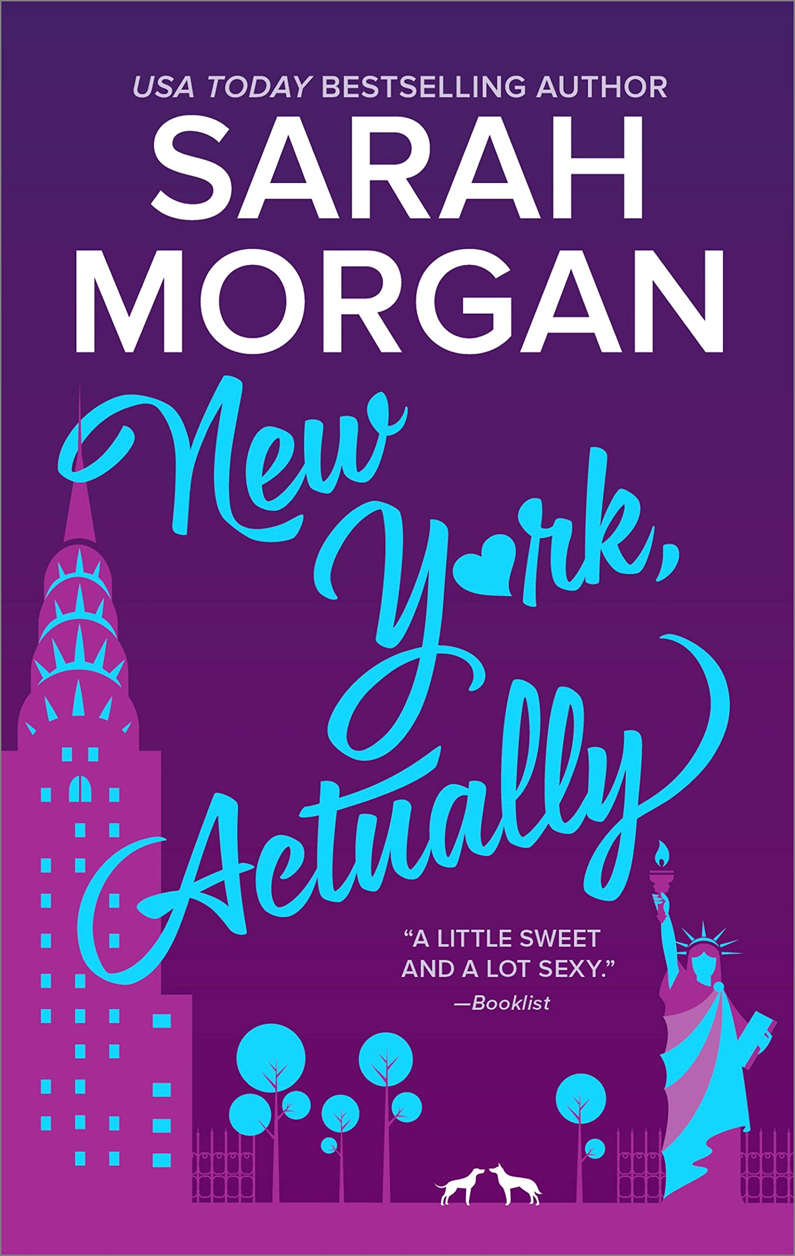 Sleepless in Manhattan - Sarah Morgan